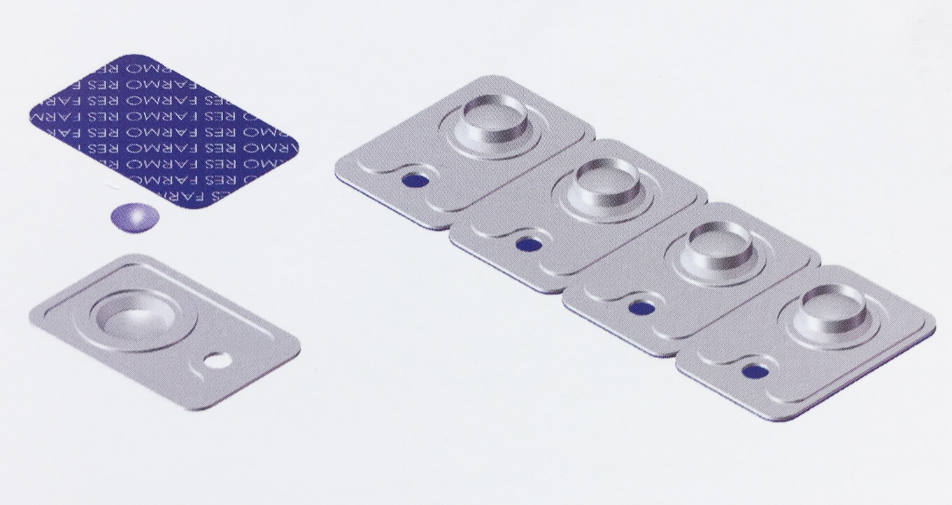 Download Blister Seal Packing Contact Lens Up To 7200 H Farmo Res Macchine Termoformatrici PSD Mockup Templates